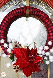 How, To, Make, An, Easy, Diy, Christmas, Wreath