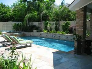 96 verbluffende fotos vom garten pool archzinenet With französischer balkon mit kleiner pool garten