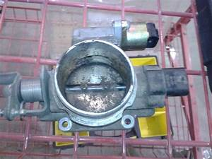 Throttle Body And Iac Cleaning
