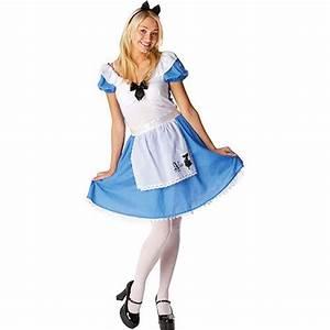 Deguisement Princesse Disney Adulte : d guisement alice au pays des merveilles femme ~ Mglfilm.com Idées de Décoration