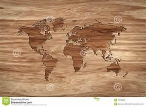 Weltkarte Bild Holz : weltkarte geschnitzt im holz lizenzfreie stockbilder ~ Lateststills.com Haus und Dekorationen