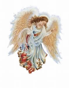 Ange De Noel Pour Cime De Sapin : les anges de noel ~ Teatrodelosmanantiales.com Idées de Décoration