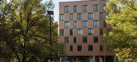 Walsh Construction Co  Treehouse Apartments