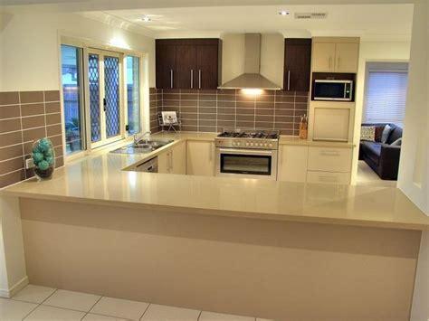Island Trolley Kitchen - l shaped kitchen design ideas decozilla