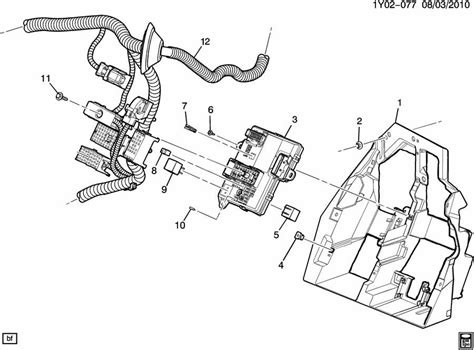 corvette xlr delphi electronic body control