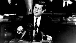 Revisiting JFK's 'Man on the Moon' speech 50 years later ...