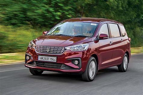 Review Suzuki Ertiga by 2018 Maruti Suzuki Ertiga Review Test Drive Autocar India