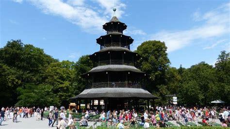 Englischer Garten Hofbräuhaus mini hofbrauhaus im englischen garten foto di mini
