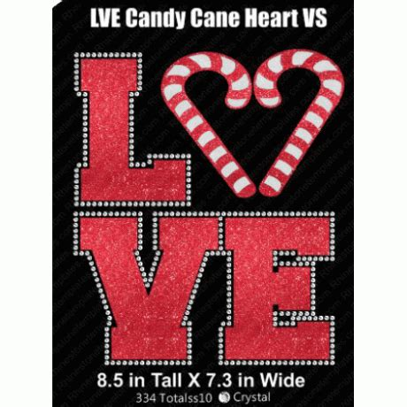 Please use and share these clipart pictures with your friends. LVE Candy Cane Heart VS Digital Download EPS SVG