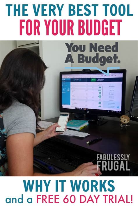 budget review  day  ynab trial