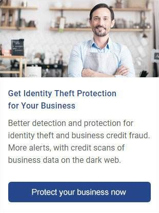 business data breach business credit reports  scores