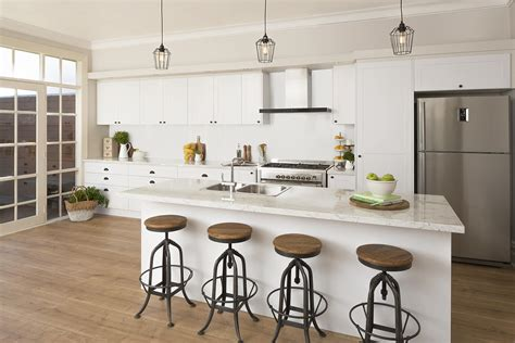 Country Kitchens Ideas - a breath of fresh air kitchen design kaboodle kitchen