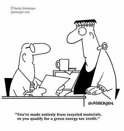 Cartoons Glasbergen Tax Accountant Taxes Holiday Accounting