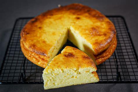 recette gateau de fromage blanc super leger hervecuisinecom