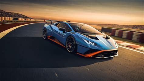 Lamborghini Huracán STO 2021 5K 4 Wallpaper   HD Car ...