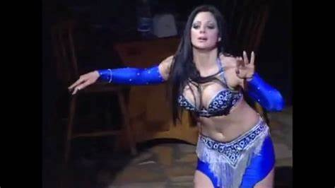 Flawless Arabic Daughter Belly Dancing Misor Fuck Braless