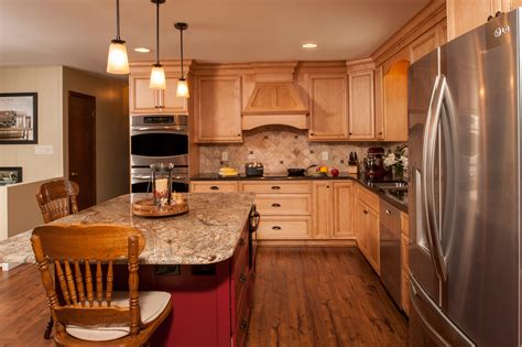 country kitchen renovation bel air construction