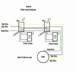 wiring a 3 way switch With three way circuit