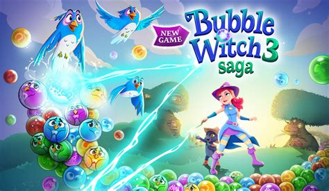 Bubble Witch 3 Saga for PC - Free Download
