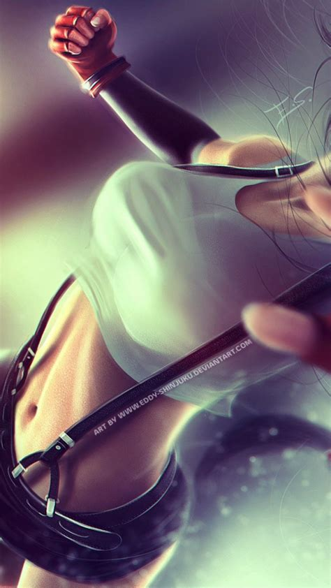 tifa lockhart final fantasy vii hd wallpaper mthemes