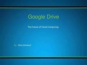 Google Drive Powerpoint