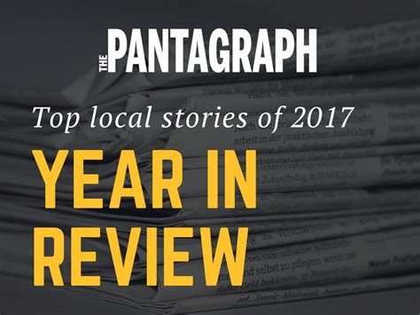 The Pantagraph's Top Local Stories Of 2017