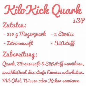 Weightwatchers Punkte Berechnen : abnehm tipp kilo kick quark fashion kitchen ~ Themetempest.com Abrechnung