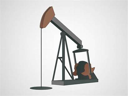 Pump Oil Graphics Clip Horse Engine Freevector