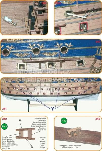 Ship Model Kit Victory 782 Mantua Building Ship Model Kit San Felipe 747 Mantua Building