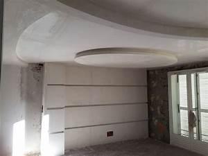 Decoration Faux Plafond : decoration en staff region centre decoration interieur pinterest corniches plafond ~ Melissatoandfro.com Idées de Décoration