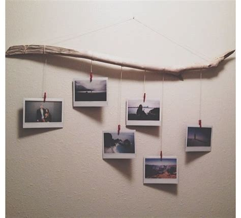 Foto Deko Wand by Polaroid Decor Becoration