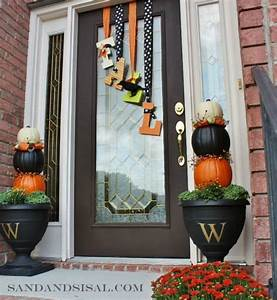 25, Best, Fall, Front, Door, Decor, Ideas, And, Designs, For, 2020