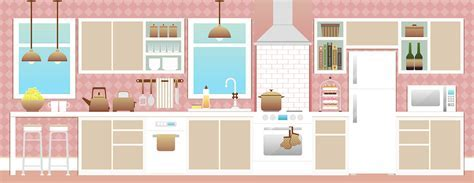 Free illustration: Kitchen, Room, Kitchen Interior   Free