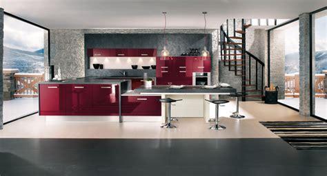 modele agencement cuisine agencement cuisine ouverte sejour maison design bahbe com