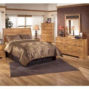 nebraska furniture mart ashley  piece king bedroom set