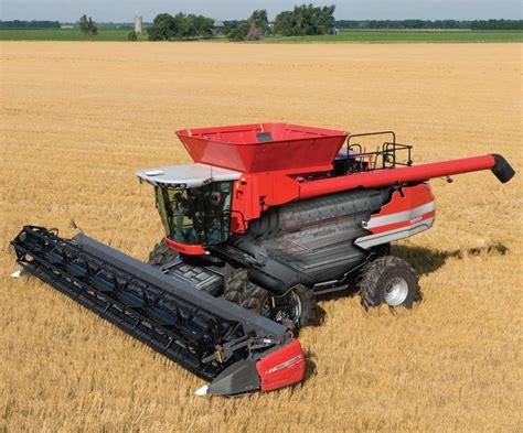 Massey Ferguson Mf 9895 Harvesting Combine Harvesters