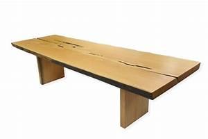 Table Bois Massif Brut : meubles en bois brut par tora brasil les meubles extraordinaires ~ Teatrodelosmanantiales.com Idées de Décoration