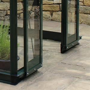 Gewächshaus Aus Glas : gew chshaus 2 87m aus sicherheitsglas birdlip gr n eden greenhouses ~ Whattoseeinmadrid.com Haus und Dekorationen