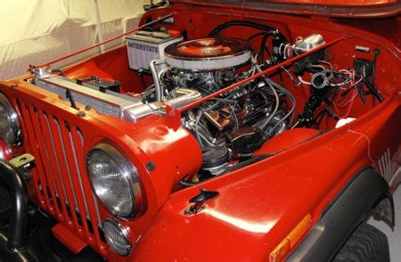 Cj7 Jeep 350 Chevy Wiring by The Novak Guide To Installing Chevrolet Gm Engines Into