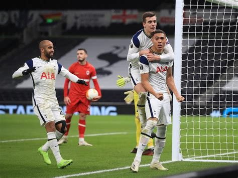 How Tottenham Hotspur could line up against Crystal Palace