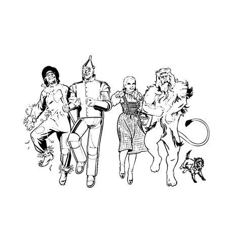 Tovenaar Kleurplaat by Leuk Voor Tovenaar Oz 0004