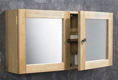 Solid Oak Double Door Mirror Bathroom Wall Storage Cabinet Vestal Fireplace Damper Essex Fireplaces Cheap Stone Photos Interior Design Wood Carriers Candle Holders For Built In With And Tv Ideas Diy Electric Mantel