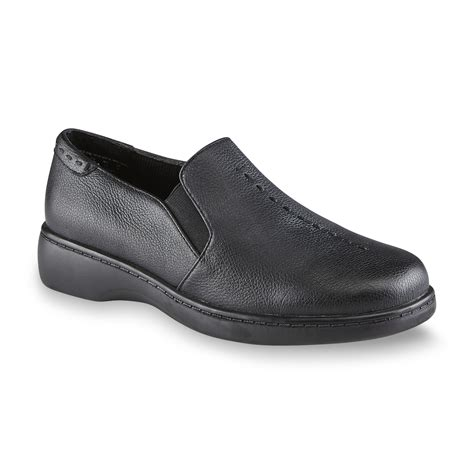 i comfort shoes at sears i comfort s majestic black casual slip on