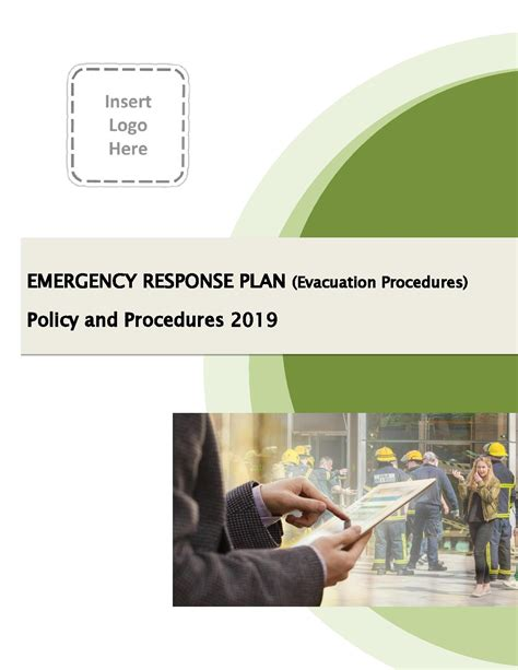 emergency response plan evacuation procedures bc british