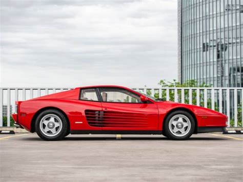 For under $100k gets you a ferrari v8 you can drive every day. For Sale: Ferrari Testarossa (1987) offered for GBP 100,000