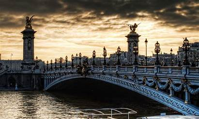 Paris Wallpapers Romance Background Desktop Beneath Lights