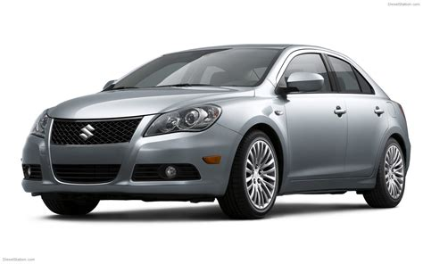 Suzuki Kizashi 2010 by 2010 Suzuki Kizashi Widescreen Car Image 10 Of 26