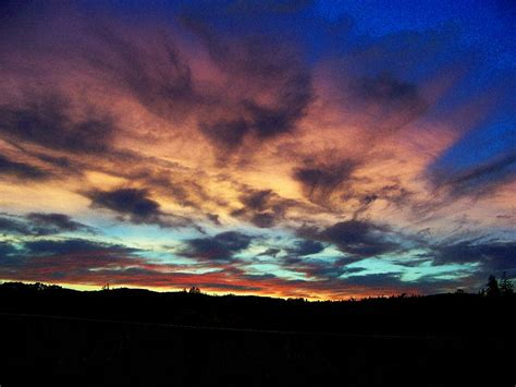 Awesome Sunset Photograph by Terry Jones