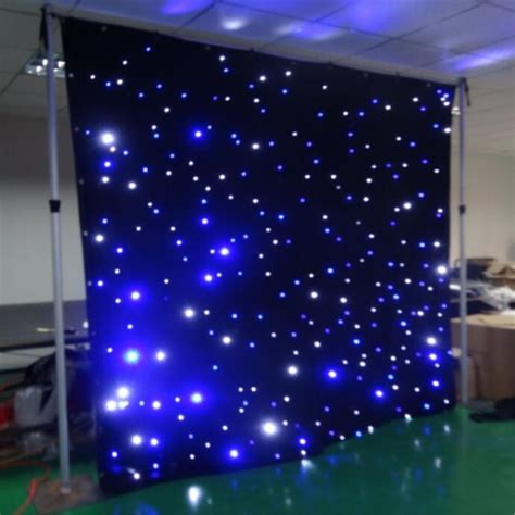 Lights Digital Backdrop by Led Curtain Tianxin Leds 3mx8m Wedding Backdrop Stage