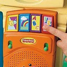 Mybundletoys Fisher Price Laugh N Learn House